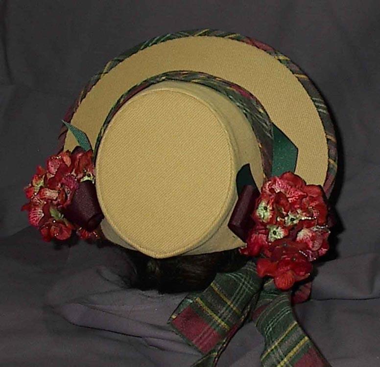 1880's bonnet