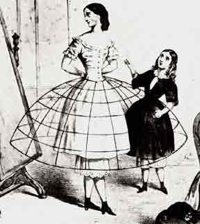 1856 Cage Crinoline