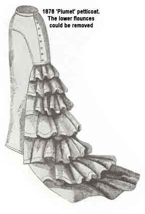1878 Petticoat